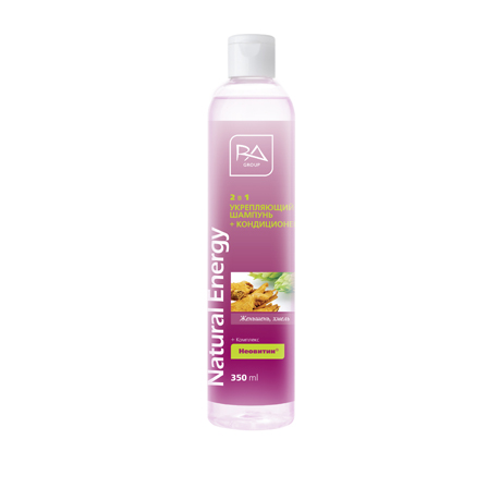 Firming shampoo+conditioner 2 in 1